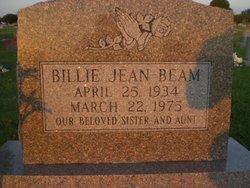Billie Jean Beam
