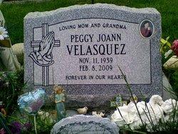 Peggy Joann Velasquez