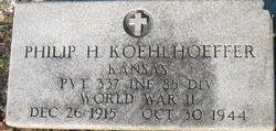 Phillip H. Koehlhoeffer, Jr