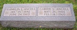 Carrie L. Angell