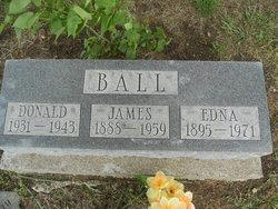Edna Francis <i>Cohoon</i> Ball