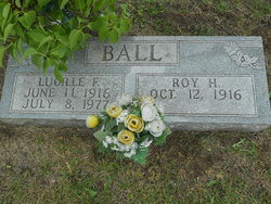 Lucille Fern <i>Biswell</i> Ball