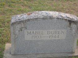 Mabel Duren