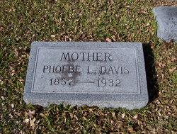 Phoebe Lou <i>Green</i> Davis