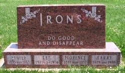 Henry R. Harry Irons