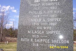 Ruth R <i>Shippee</i> Sheldon