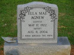 Ella Mae Agnew