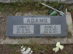 Mabel N <i>Kennedy</i> Adams