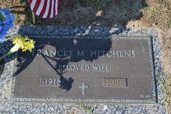 Frances M. <i>Millman</i> Hitchens