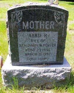 Abbie R. Porter