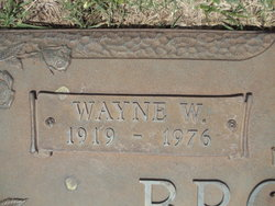 Wayne Wagner Broddle