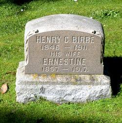 Ernestine <i>Wagner</i> Birbe