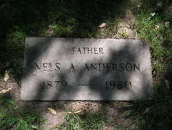 Nels A Anderson
