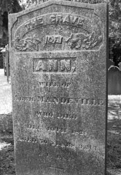 Antje Ann <i>Van Wagoner</i> Mandeville