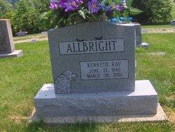 Kenneth Ray Allbright