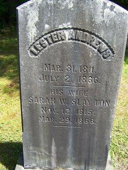 Sarah W <i>Slayton</i> Andrews