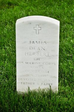 James Dean Herbert