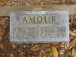 Samuel Amour
