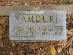 Sarah Ann Amour