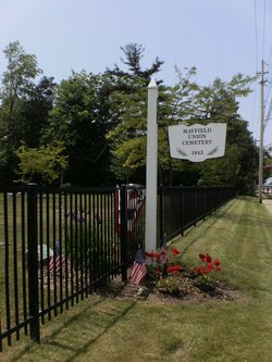 Mayfield Union Cemetery