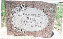 Bonnie Grace <i>Holliman</i> Hall