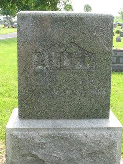 Lillie E. <i>Whiteley</i> Allen