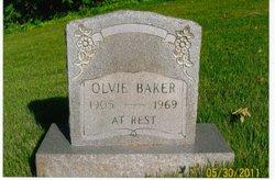 Olvie Baker