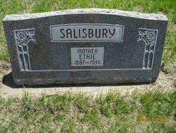 Ethie <i>Lewis</i> Salisbury