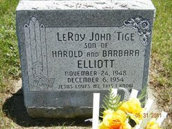 LeRoy John Tige Elliott, Jr