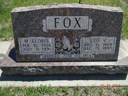 Marjorie Eloris <i>Salisbury</i> Fox