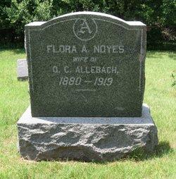 Flora Adell <i>Noyes</i> Allebach