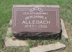 Benjamin Franklin Allebach