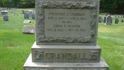 Emma F. <i>Kenyon</i> Crandall
