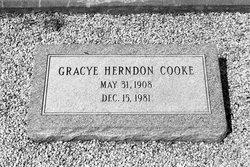 Grayce <i>Herndon</i> Cooke