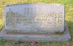 Walter E Hill