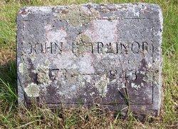 John H Trainor