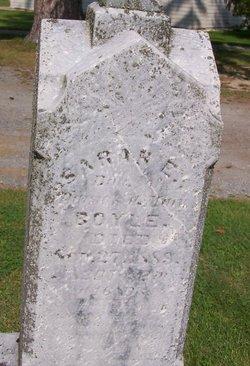 Sarah E Boyle