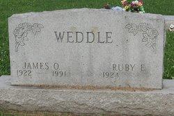 James O. Weddle