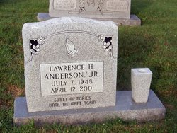 Lawrence H Anderson