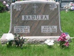 Benidict Stanley Ben Badura