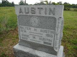 Annie M Austin