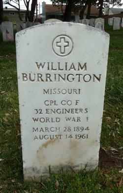 William Burrington