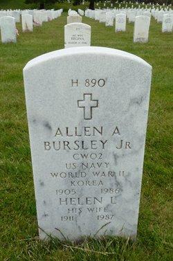Allen Ainsworth Bursley