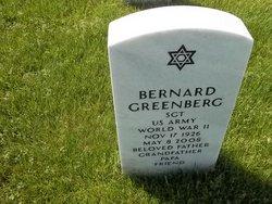 Sgt Bernard Greenberg
