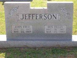 John Frederick Jefferson