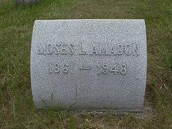 Moses Leland Amadon