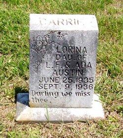 Carrie L Austin