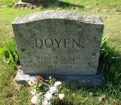 David Toothaker Doyen