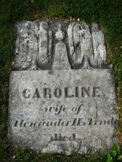Caroline <i>Albright</i> Arndt