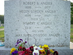 Marjorie <i>Osgood</i> Angier